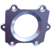 Plate for milled reed valve TM