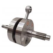 Kurbelwelle mit Kurbelzapfen-Pleuel plein 22mm TM, MONDOKART
