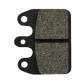 Rear Brake Pad BLACK VEN05 (V05) CRG, mondokart, kart, kart