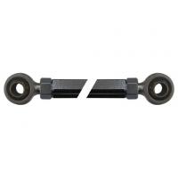 Spurstange 225mm Schwarz mit Uniball Parolin