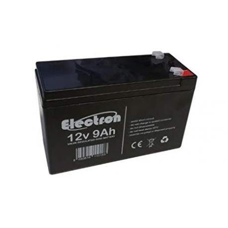 Lead Battery ELECTRON 12 volt 9 AH, mondokart, kart, kart