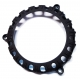Black Cover Clutch Iame Screamer 3 (III) KZ, mondokart, kart