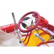 Stop steering column, MONDOKART