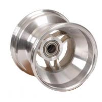 Cerchio anteriore alluminio 115mm con razze ALR