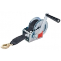 Winch with belt for Kart Trolley semi-automatic Mondokart