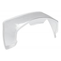 Spoiler Transparent Helm OMP GP8 EVO - GP8 EVOK