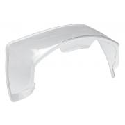 Spoiler Transparent Helmet OMP GP8 EVO - GP8 EVOK, mondokart
