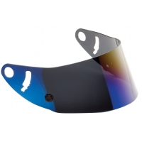 Visière Iridium Bleu OMP GP8 EVO - GP8 EVO K