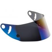 Visera Iridium Azul OMP GP8 EVO - GP8 EVO K, MONDOKART, kart