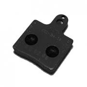 Front Brake Pad - BLACK - VEN05 (V05) CRG, mondokart, kart