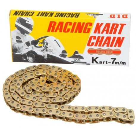 Chain DID 215FT DHA G&G - NEW!! Pitch 215, mondokart, kart
