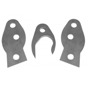 Extension Spindle Stub Axle KF - OK BirelArt, mondokart, kart