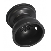 Cerchio anteriore (singolo) DM 130mm HQ Freeline BirelArt Nero - NEW PER BASSE PRESSIONI!