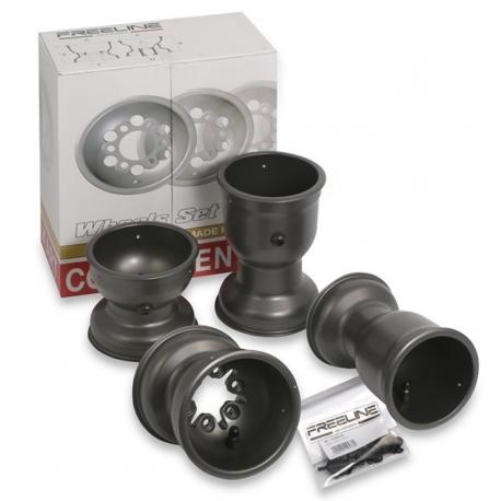 Jantes magnésium 130-210mm DM HQ Freeline BirelArt Noir -