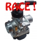 Carburetor Dellorto PHBG 18 BS EXTREME TUNED 60cc MINI