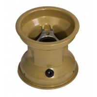 Llanta delantera (single) DR 130mm HQ Freeline BirelArt Oro