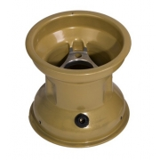 Cerchio anteriore (singolo) DR 130mm HQ Freeline BirelArt Oro