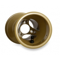 Llanta trasera (single) DR 210mm HQ Freeline BirelArt Oro