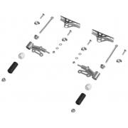 Kit montaje parechoques posterior Freeline BirelArt, MONDOKART