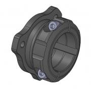 Support Bremsscheibe 180x17.5mm Parolin, MONDOKART, kart, go