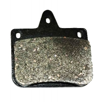 Brake pad V04 - V06 - Mini New Age Black Standard CRG COMPATIBLE