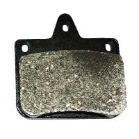 Plaquette frein V04 - V06 - Mini New Age Noir standard CRG COMPATIBLE