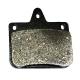 Brake pad V04 - V06 - Mini New Age Black Standard CRG