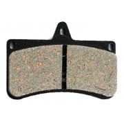 Disc brake pad V04 standard rear CRG COMPATIBLE, mondokart