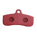 Front Brake Pad 31,4x53 SODI KART