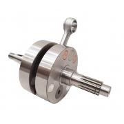 Kurbelwelle mit Kurbelzapfen-Pleuel plein 22mm TM KZ R1
