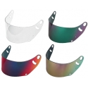 Visor Compatible with Arai SK6 GP6 - IRIDIUM!