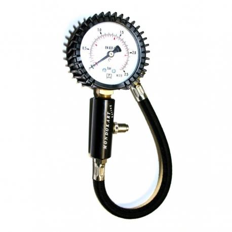 Pressure Gauge Tyres Manometer Mondokart RACE, mondokart, kart