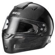 Sparco Helmet RF-7W Carbon Fiber - Auto Racing Fireproof Hans -