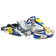 Kit Adesivi Carenature KG MINI MK14 IPK Praga, MONDOKART, kart