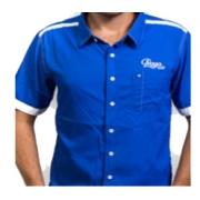 Camisa Praga Kart - Camicia, MONDOKART, kart, go kart, karting