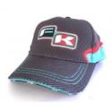 Baseball Cap Formula K, mondokart, kart, kart store, karting