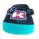 Cappellino Invernale Formula K, MONDOKART, kart, go kart