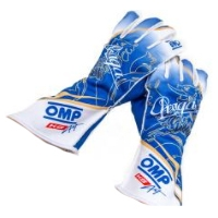 Gloves Kart OMP KS ART Praga