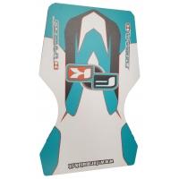 Floorpan Sticker Racing EVO IPK Formula K MINI