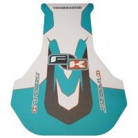 Boden-Platten-Aufkleber Racing EVO OK KZ IPK Formula K