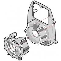 CrankCase C50 (50cc) Comer