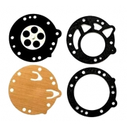 Kit Reparación carburador membrana HL-166 - HL-229F - HL-327D -