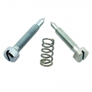 Idle screw kit (air) Dellorto SHA, mondokart, kart, kart store