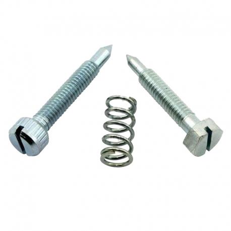 Idle screw kit (air) Dellorto SHA, mondokart, kart, kart store
