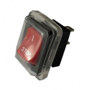 Button for STOP Comer C50, mondokart, kart, kart store