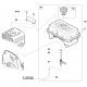 Serbatoio Completo Comer C50, MONDOKART, kart, go kart