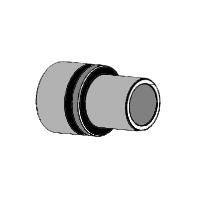 Bushing Flange Intake manifold (PHBN 14mm) Comer C50 C52