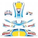 Bodyworks Stickers Topkart MK14 60cc Mini and Baby NEW!