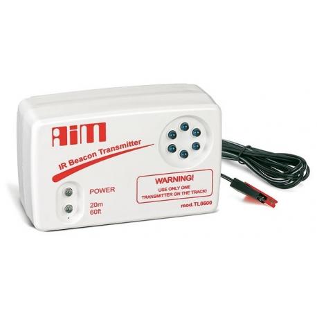 Optical transmitter lap time AIM, mondokart, kart, kart store
