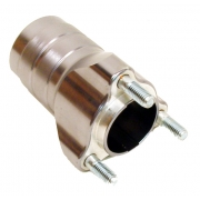 Front Magnesium Hub 72mm (bearing internal of 20mm) Topkart